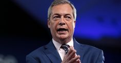 Farage: Attempt to Drag Me Into Russia Witch Hunt is 'Fake News': 'Liberal elite unable to accept Brexit, Trump' he fires back