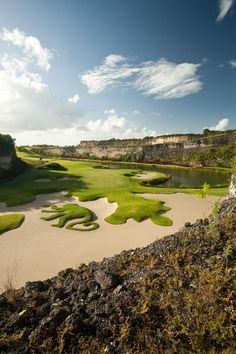 Barbados golf: Green Monkey Golf Course at Sandy Lane | Evergreen Turf Arizona Sod
