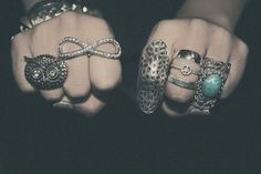 I really want some new rings