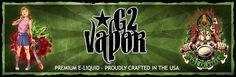 Revisiones santiyabel.: Revisión Líquidos G2 Vapor, Made in Millersville, ...
