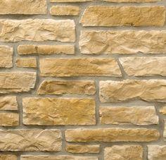 Steinwand - Verblender - Wandverkleidung - Steinoptik - Aragone amber  | steingewand.de
