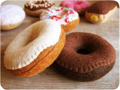 More low calorie donuts ;-)