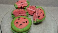 Wild and Wonderful Watermelon Whoopie Pies - Foodista.com