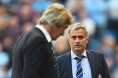 Manchester City boss Manuel Pellegrini congratulates Chelsea on Premier League title success - Mirror Online
