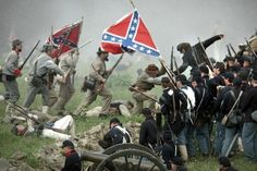 The South still lies about the Civil War - In an ongoing revisionist history effort, Southern schools and churches still pretend the war wasn't about slavery