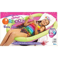 orbeez body spa tub