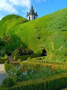 Garden of the Casa Mateus - Vila Real #Portugal