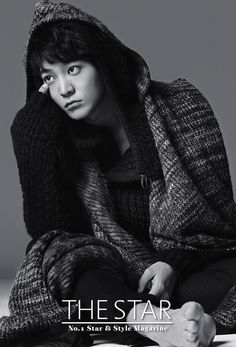 Joo Won In The Star's November 2013 Issue
