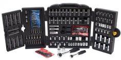 Stanley 252-Piece Automotive/Home Mechanic's Tool Set #Stanley