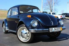 Used 1972 Volkswagen Super Beetle For Sale