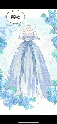 Anime Girl Dress, Cool Anime Girl, Anime Art Girl, Dress Design Drawing, Dress Drawing, Art Drawings Sketches Simple, Cute Drawings, Blue Aesthetic Pastel, Drawing Anime Clothes