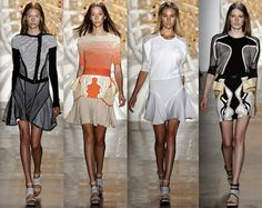 Spring 2013 New York Fashion Week: Ohne Titel