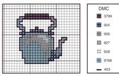 Sticken Kreuzstich - cross stitch - free pattern Gallery.ru / Фото #5 - мелкие - irisha-ira