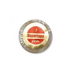 """Supertape 3/4"""" X 3 Yard Roll Tape Non Glare Lace Wig by True Tape Co. $3.90. Non…"""