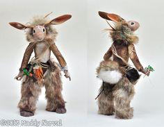 Rabbit Shaman © 2013 Maddy Norval