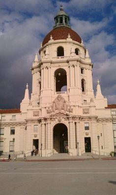 Pasadena City Hall- California