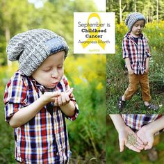 September is Childhood Cancer Awareness Month. Support the cause and pin! Go gold!!