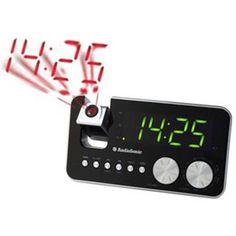 #ClockRadio Projection Audiosonic CL1484
