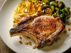 Pork Chop Plated