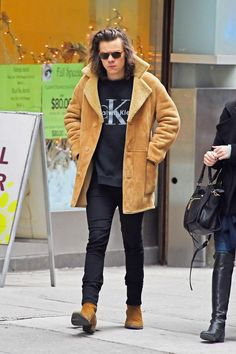 15 Times Harry Styles' Ankle Boots Gave Us Major Shoe Envy
