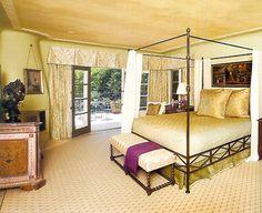 Bedroom - Timothy Corrigan:         Tunsgate Green