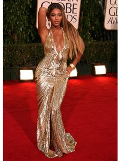 Beyonce, 2007 Golden Globes