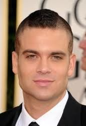Mark Salling from Glee. Puck is a jerk...but i like him