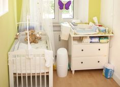 Space saving solutions for a small nursery #EmmasDiary #Pregnancy #Baby #Mum