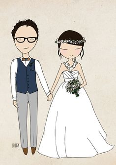 wedding gift idea by Blanka Biernat