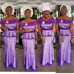 Beautiful Ankara Skirt and Blouse Style - DeZango Fashion Zone