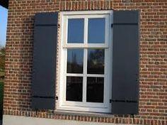 Afbeeldingsresultaat voor luiken voor ramen
