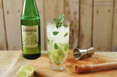 Cider Mojito – drink z cydrem