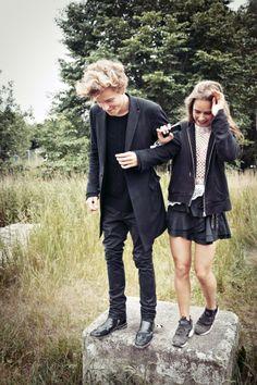Streetlooks Kopenhagen: Distorted Youth