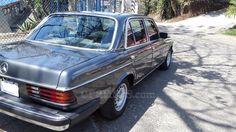 crautos.com - Autos Usados Costa Rica encuentra24 horas al día. Mercedes Benz 300D 1984