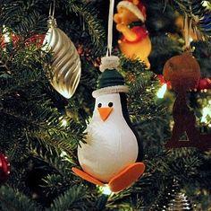 focos navideños pinguino - Buscar con Google