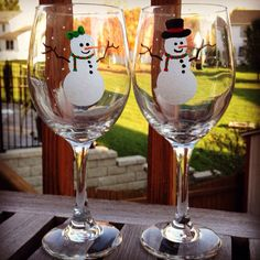 cute wine glasses for only $7.00!