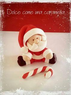 Santa Claus - Babbo Natale - Dolce come una caramella