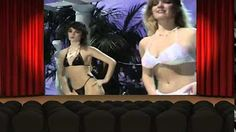 Jane Leeves - in The Benny Hill Show! - YouTube