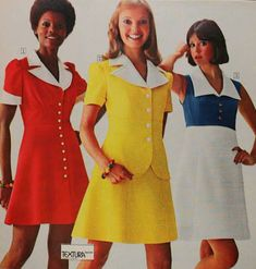 Snapped Garters: Dress -- Butterick 3138 (ca. 60s And 70s Fashion, 70s Inspired Fashion, Seventies Fashion, 60 Fashion, Retro Fashion, Vintage Fashion, Gothic Fashion, Lauren Hutton, Patti Hansen