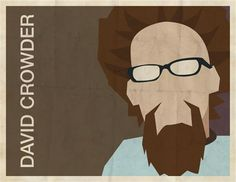 David Crowder - awesome music and goatee