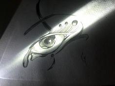 torch+ eye = .......