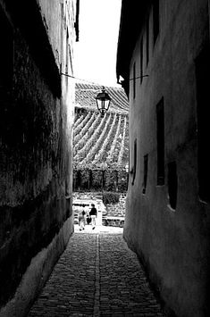 I'ma disappear into a small village, in Italy...