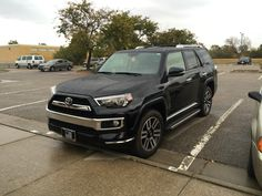 2016 Toyota 4Runner limited 2016 Toyota 4runner Limited, Four Runner, Toyota Trucks, Luxury Cars, Wheels, Toys, Vehicles, Pickup Trucks