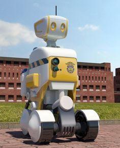 South Korean Prison To Feature Robot Guards #science #technology #robot