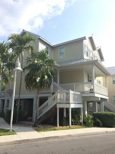 Townhome vacation rental in Key West from VRBO.com! #vacation #rental #travel #vrbo