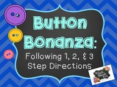 ... following the given direction(s), students can use a bingo dotter to