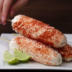 Mexican-Style Street Corn