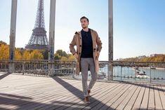 O pánskej móde, cestovaní, sebavedomí a odvahe byť sám sebou. Rozhovor s Tomášom z blogu Mikoland inšpiruje aj vás. Prečítajte si, ktorá krajina ho najviac inšpiruje a prečo nakupuje menej, než kedysi. #mikoland #rozhovor #interview #smartcasual #stevula Smart Casual, Interview, Coat, Blog, Fashion, La La Land, Cuba, Moda, Sewing Coat