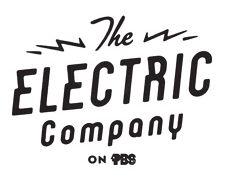 logo, electric company, vintage logo, PBS