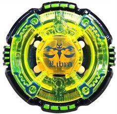 Beyblade Metal Fury Level 5 Limited Takara Tomy Infinity Libra Infinite GB145S